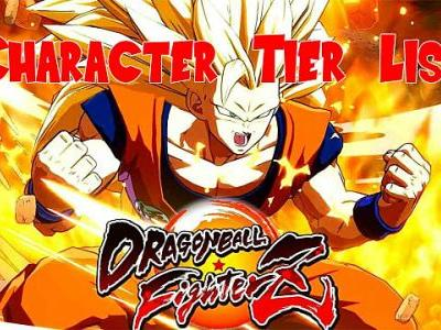 Dragon Ball FighterZ Complete Character Tier List & Rankings