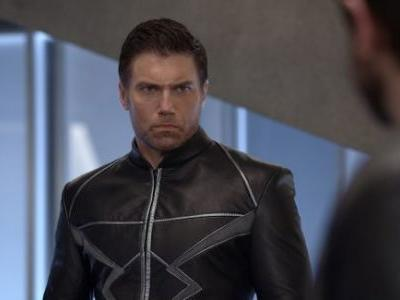 'Star Trek: Discovery' Casts Its Own Captain Pike With 'Hell on Wheels' and 'Inhumans' Star Anson Mount