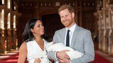 Prince Harry Says He 'Can't Imagine Life Without' Son Archie Harrison