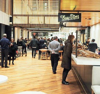 Previewing Fareground, Austin's First Food Hall