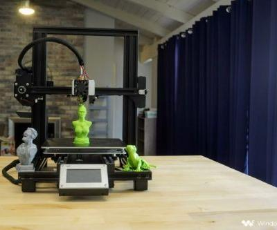 Monoprice's MP10 Mini 3D printer is solid. with some caveats