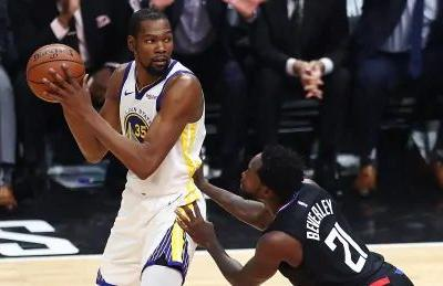 Durant, Warriors dominate Clippers from opening tip