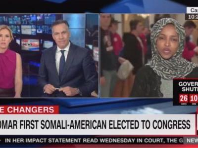 Rep. Ilan Omar and CNN's S.E. Cupp Exchange Fire Over Lindsey Graham: 'Patently Homophobic'
