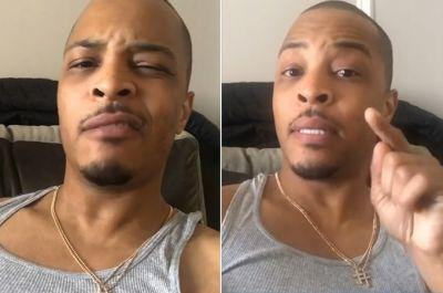 T.I. rips Kanye, Steve Harvey and MLK III for meeting with Trump