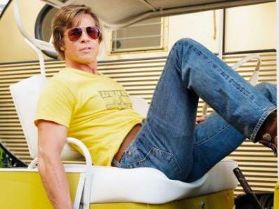 'Once Upon a Time in Hollywood' Clip: Kurt Russell Does Not Dig Brad Pitt