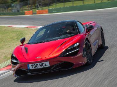 I unleashed McLaren's new $300,000 supercar on a racetrack and it answered the greatest concern about the car