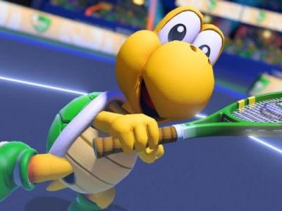 New Mario Tennis Aces Character Trailers Revealed For Blooper And Koopa