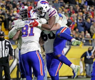 Buffalo Bills return to the playoffs after win over Pittsburgh Steelers on Sunday night