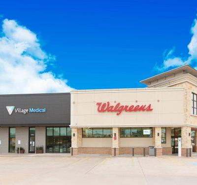 Walgreens just made a $1 billion bet on bringing doctor's offices into its pharmacies, and it shows how the pharmacy giant is taking on CVS and Walmart as they beef up their health ambitions