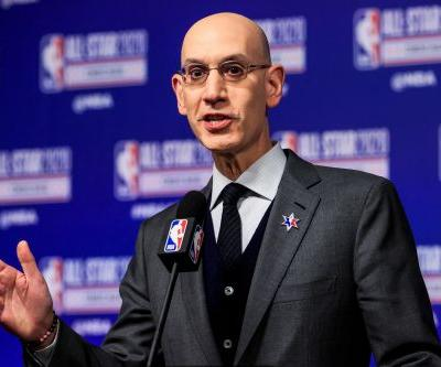 NBA's Adam Silver addresses racial tensions in staff memo