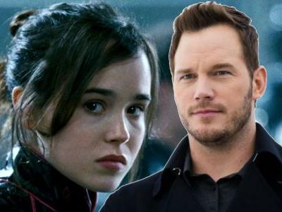 Chris Pratt Responds to Ellen Page's Criticisms of His Church