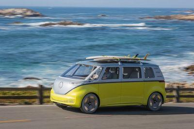 Volkswagen Confirms Its Electric Microbus Is Coming in 2022