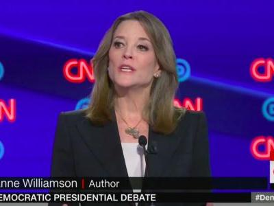 For 2nd Debate in a Row, Twitter Can't Get Enough of Marianne Williamson: 'Outshining Most of the Candidates'