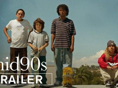 Jonah Hill's Mid90s Trailer: Fall and Get Back Up