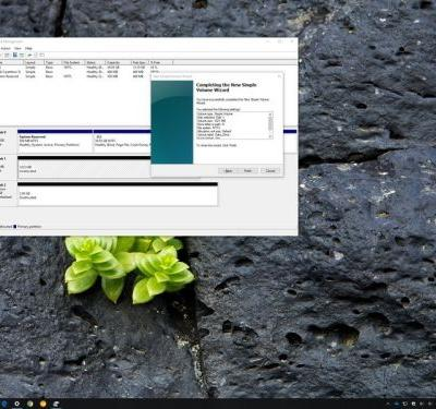 How to properly format a new hard drive on Windows 10