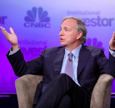 RAY DALIO: 'Quizzical' Chinese leadership still trying to figure Trump out