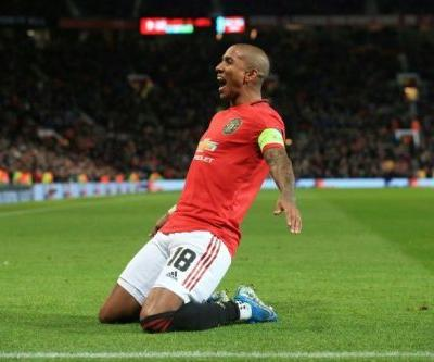 Man United defender Ashley Young signs for Inter Milan