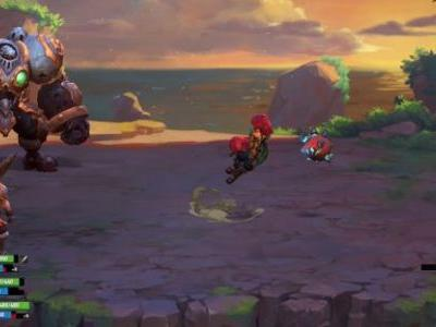 Battle Chasers: Nightwar Update 1.03 Out Now, Features Significant Upgrades