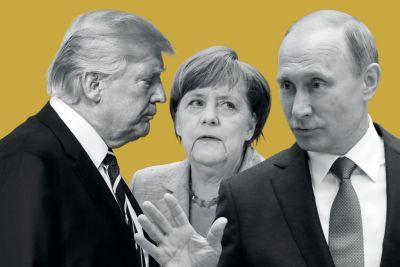 Why Europe Is Furious Over Congress's Russia Sanctions