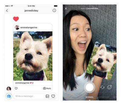 You Can Now Reply To Instagram Messages With Videos And Photos