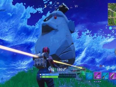 Fortnite toys: how to play basketball, golf, beach ball and unlock the Fancy toys