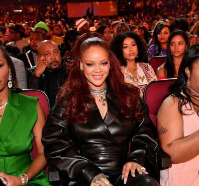Rihanna Wore Red Hair To The BET Awards - & Fans Think It's A Major Clue