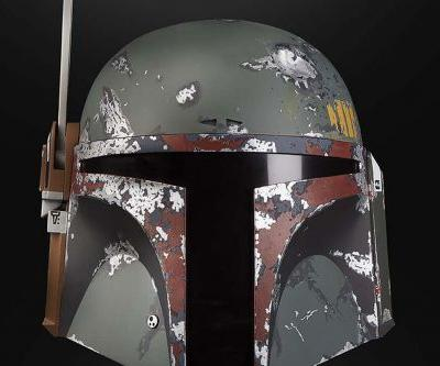 I wish Hasbro's new Boba Fett helmet was available when I was a kid