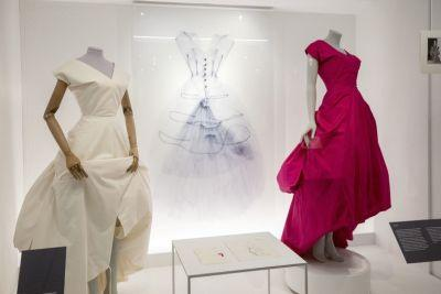 Balenciaga Is the Focus for Victoria & Albert's New Exhibition in London