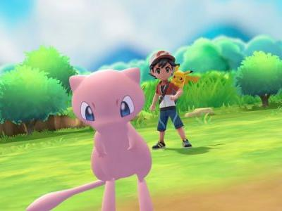 Pokémon Lets Go! Titles Will Include Mega Evolutions