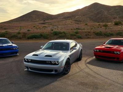 The Dodge Demon Engine Will Live On In A New Flagship Hellcat