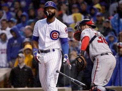 NLCS 2017: Time has come for Cubs to relegate struggling Jason Heyward to bench role