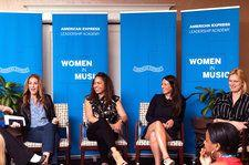 Female Powerhouses Talk Diversity, Inclusion at American Express Women in Music Leadership Academy: Exclusive