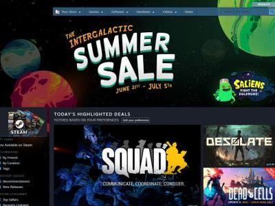 Steam Summer Sale 2018 Live Now With Discounts on Fallout, PUBG, & More