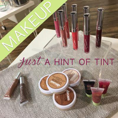 JUST A HINT OF TINT BEST SHEER MAKEUP