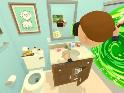 Rick And Morty: Virtual Rick-Ality Ready To Get Schwifty on PSVR This Spring