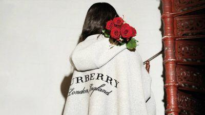 In a Transitional Year, Burberry's Sales Fell - But They Won't Stay Down for Long