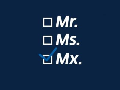 Welcome Aboard, Mx! United Is the First Airline With Nonbinary Gender Booking Options
