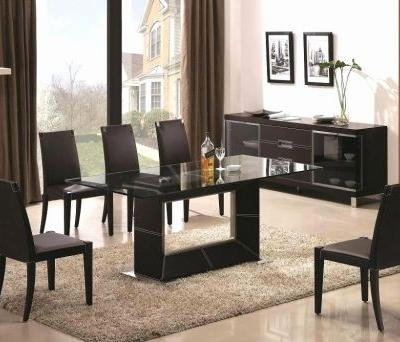 48 Luxury Modern Glass Dining Table Images