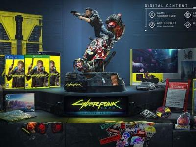 Cyberpunk 2077 Gets $250 Collector's Edition