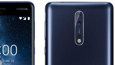 Nokia 8 leak shows off new Zeiss dual-cameras and final design
