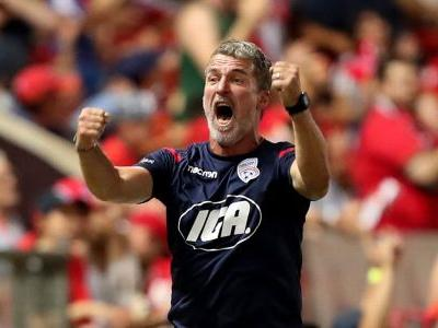 Marco Kurz's Adelaide United departure down to a lack of 'common vision'