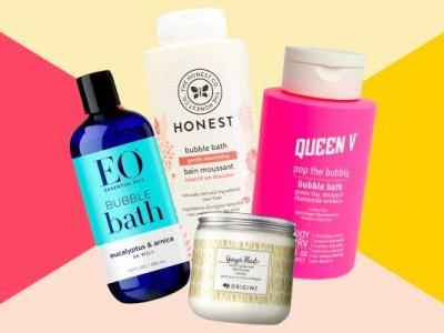 These 6 Gentle Bubble Baths Are Free Of Artificial Fragrance & Won't Mess With Your Vagina's pH