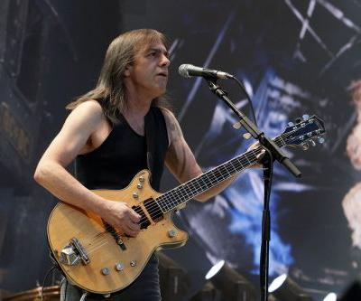 Malcolm Young, AC/DC Guitarist and Founding Member, Dies at 64