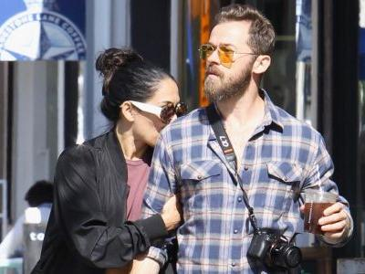 Nikki Bella Kisses New BF Artem Chigvintsev on His Shoulder and We're Not Crying, You Are