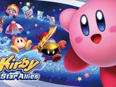 Kirby: Star Allies Debuts at the Top of the Japanese Charts