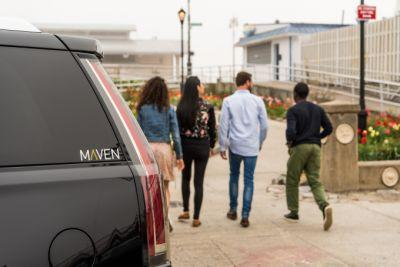 GM expands Maven car sharing to NYC