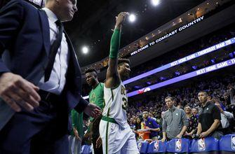Marcus Smart fined $50,000 by NBA for shoving Embiid