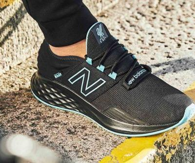 New Balance Launches Limited Edition Liverpool Roav Trainer