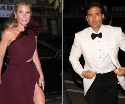 Are Gwyneth Paltrow and Brad Falchuk married?