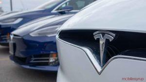Tesla recalling some Model Xs from 2016 in Canada